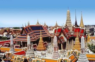 14-tägige Kombination: Rundreise Nordthailand Entdecken undHotel Sheraton Pranburi