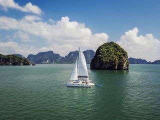 Phuket Dream Premium, Segeltörn