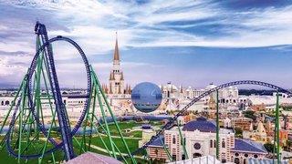 The Lands of Legends Themenpark & Luxushotel Miracle Resort