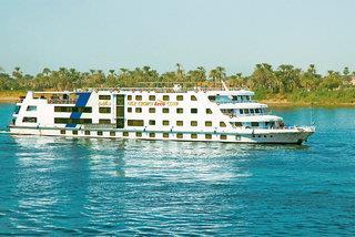 8-13-Nächte Nilkombi Nile Crown Highlights & Hotel Palm Beach Resort ****