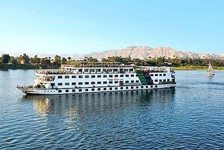 14-Nächte Nilkombi Comfort Class & Hotel Palm Beach Resort ****