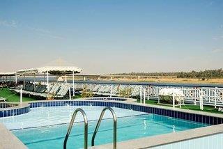 Nilkreuzfahrt mit der M/S Nile Crown II ***** Comfort