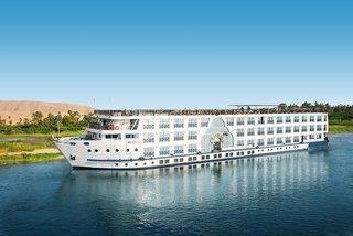 15-tägige Erlebnisreise: Nilkreuzfahrt Premiumschiff + HotelLong Beach Resort