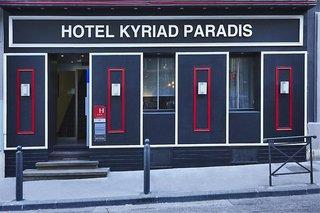 Hotel Kyriad Marseille Paradis