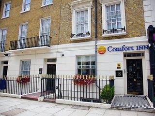 Comfort Inn London Victoria