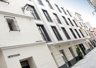 Exe Malaga Museos Hotel