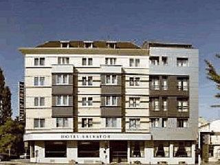 Hotel The Originals Mulhouse Salvator