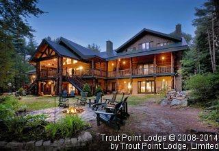 Trout Point Lodge of Nova Scotia