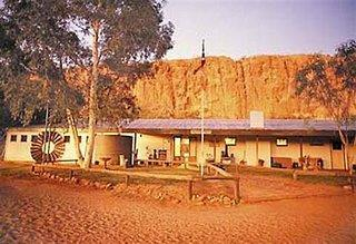 Glen Helen Lodge