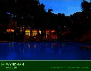 Wyndham Garden New Orleans Airport hemelas Four Points MSY Apt