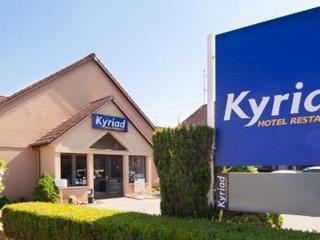Kyriad Colmar Centre Parc des Exposition