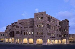 Souq Waqif Boutique Hotels - Gesamtanlage