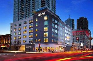 The Aloft Denver Downtown