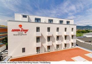 sevenDays Hotel BoardingHouse Heidelberg