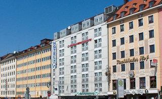 Novum Hotel Am Hauptbahnhof München