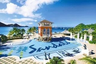 Sandals Grande St.Lucian Beach Resort