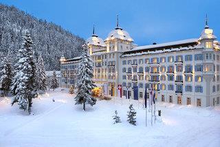 Kempinski Grand Hotel Des Bains St.Moritz