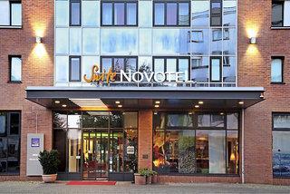 Suite Novotel Berlin City Potsdamer Platz