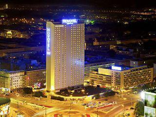 Novotel Warschau Centrum