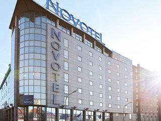 Novotel Paris 13 Porte d´Italie