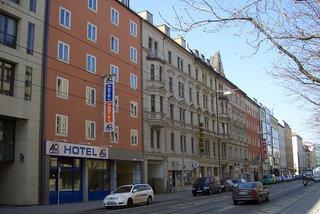 A & O City Hotel Hauptbahnhof München