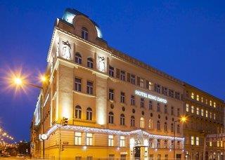 King David, Prague Kosher Hotel