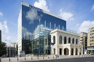 Novotel Bukarest City Centre