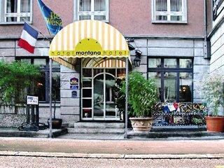 Montana Hotel Zürich