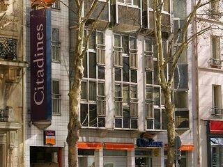 Citadines Paris Maine Montparnasse