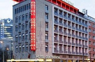 Novum Hotel Continental Frankfurt
