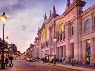 Hotel De l´Europe Gare du Nord