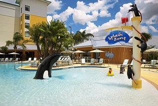 Fairfield Inn & Suites Orlando at Seaworld