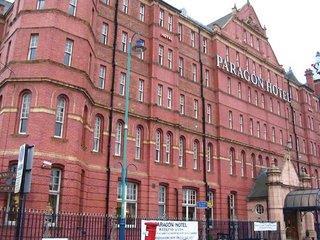 Rowton Hotel Birmingham