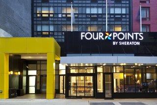 Four Points by Sheraton Midtown Times Square