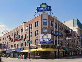 Versey Days Inn by Wyndham Chicago