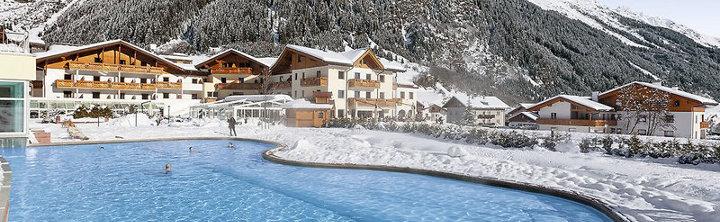 Familienhotel Ridnaun, Italien