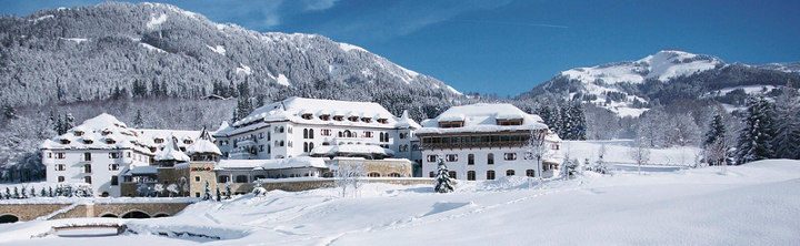 Wellnesshotel in Kitzbühel