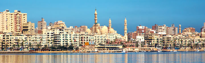 Frühbucher Ägypten