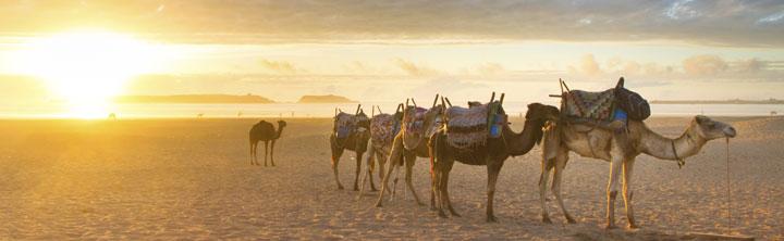 Agadir - Marokko