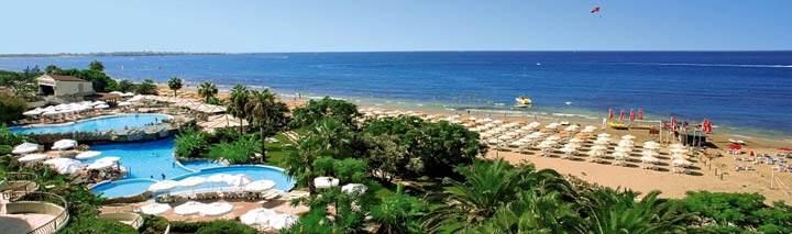 Luxushotels an der Türkischen Riviera