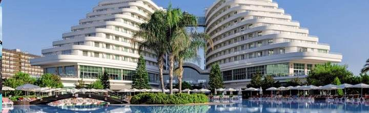 5* Hotelempfehlung, Miracle Resort