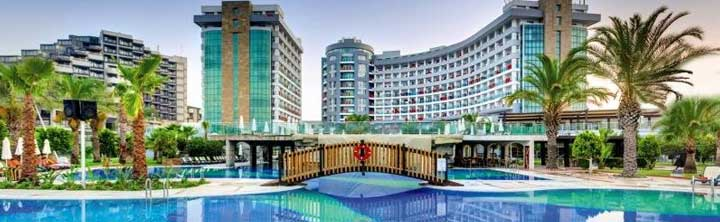 5* Sherwood Breezes Resort, Antalya