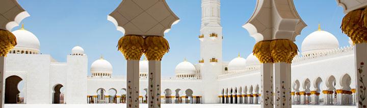 Hotelempfehlungen für Abu Dhabi
