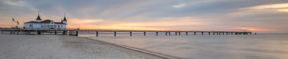Seebrücke Ahlbeck