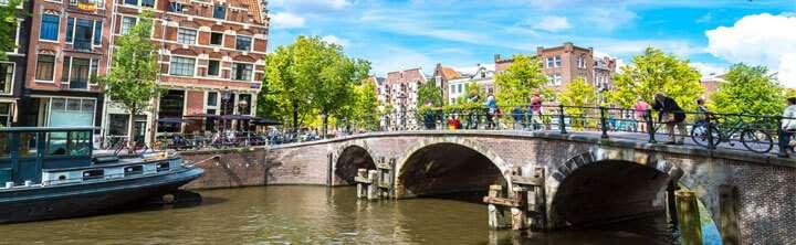 Städtreise nach Amsterdam