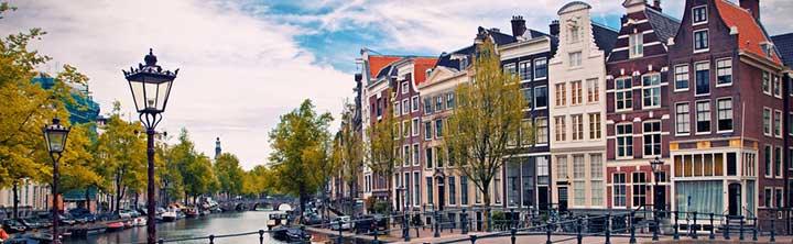 Amsterdam Städtereisen für jedes Budget, inkl. Flug