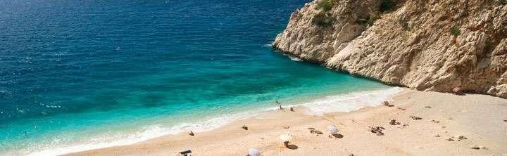 Mit 5vorFlug an die Türkische Riviera