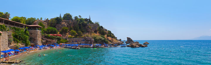 Die beliebtesten Hotel Angebote in Antalya