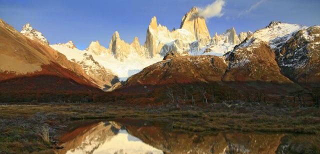Die beste Reisezeit für Argentinien erfahren Sie hier bei 5vorflug.de!