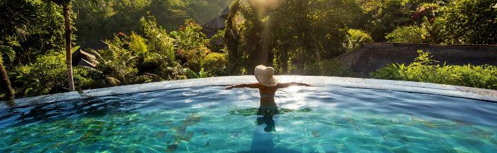 Urlaubsziele auf Bali